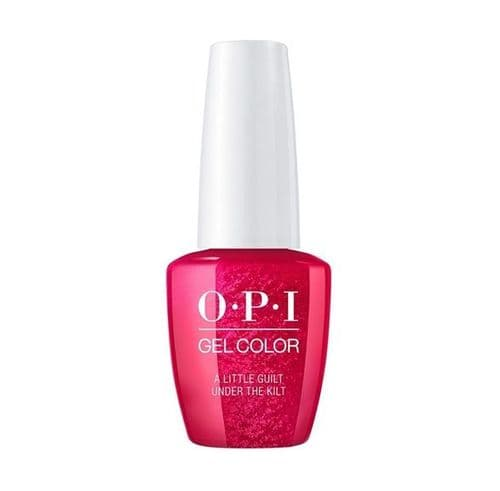 OPI Gelcolor A Little Guilt Under The Kill