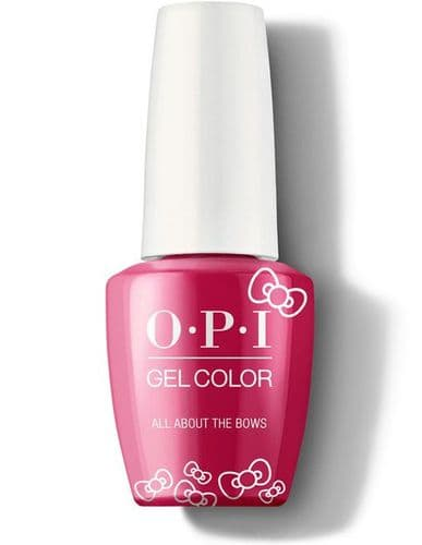OPI Gelcolor All About The Bows