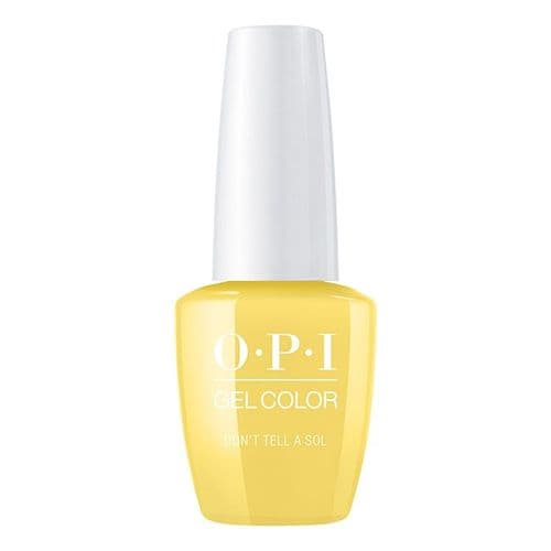 OPI Gelcolor Dont Tell a Sol