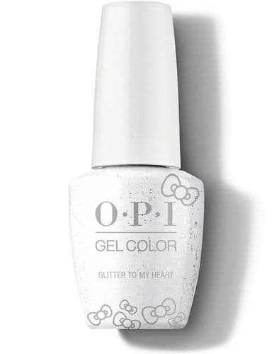 OPI Gelcolor Glitter To My Heart