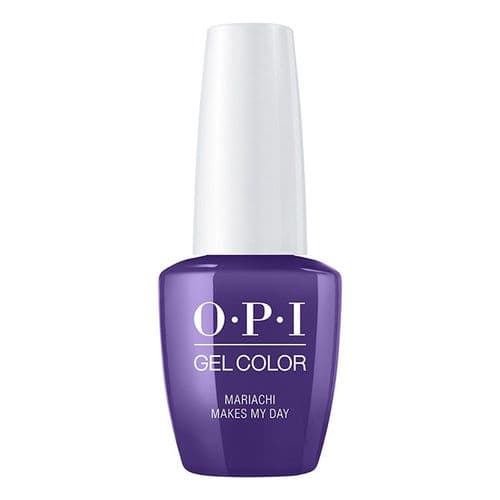 OPI Gelcolor Mariachi Makes My Day