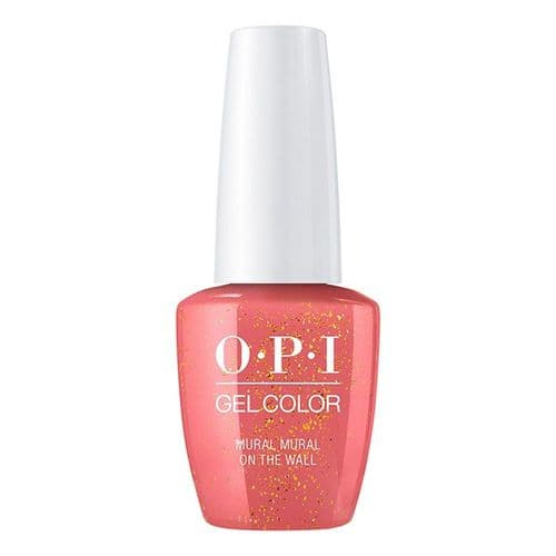 OPI Gelcolor Mural Mural on the Wall