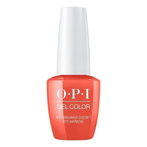 OPI Gelcolor My Chihuahua Doesnt Bite Anymore