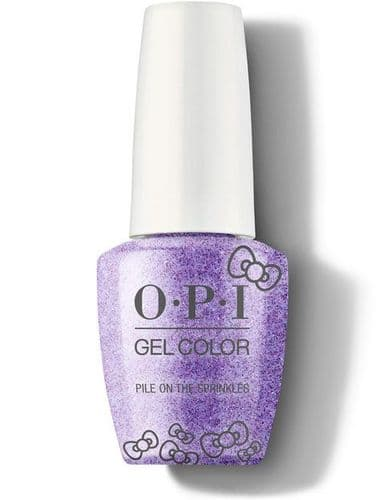 OPI Gelcolor Pile On The Sprinkles