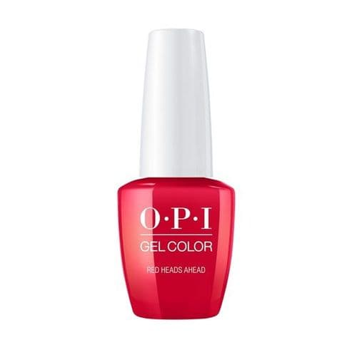 OPI Gelcolor Red Heads Ahead