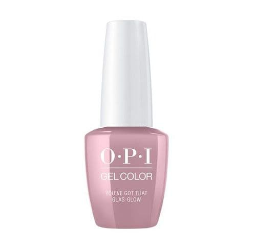 OPI Gelcolor You've Got that Glas-Glow
