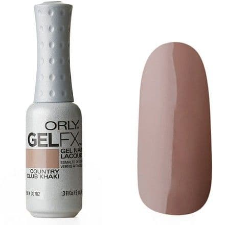 Orly Gel Fx - Country Club Khaki