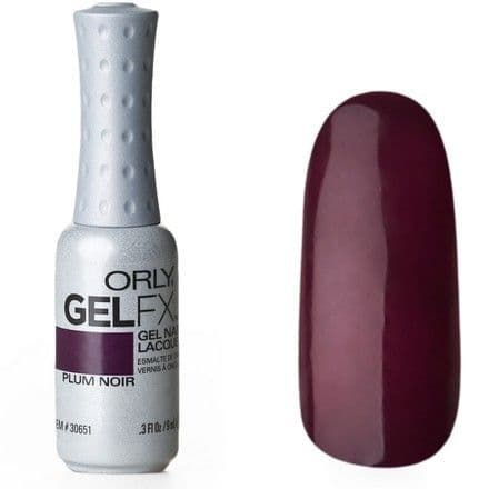 Orly Gel Fx - Plum Noir - 9ml