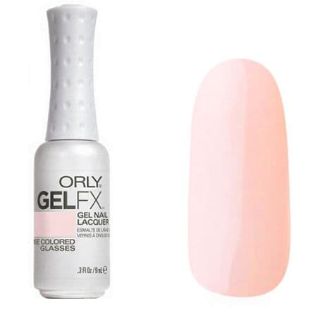 Orly Gel Fx - Rose Coloured Glasses - 9ml