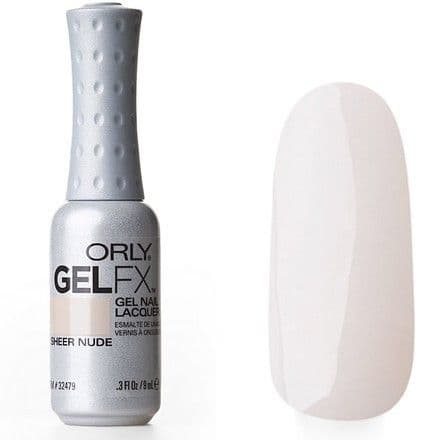 Orly Gel Fx - Sheer Nude - 9ml