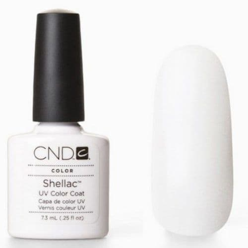 CND Shellac Cream Puff
