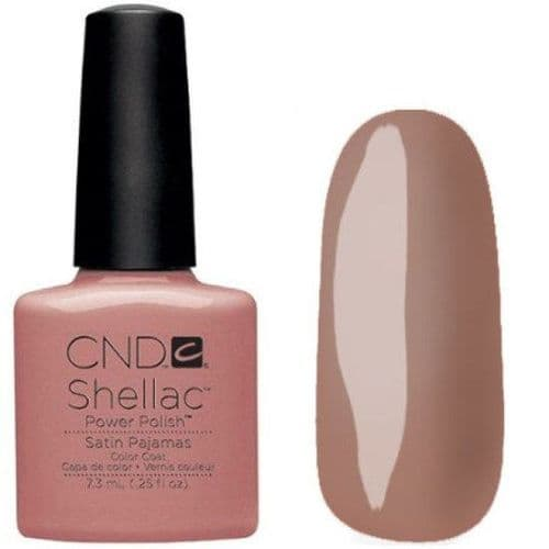 CND Shellac Satin Pyjamas