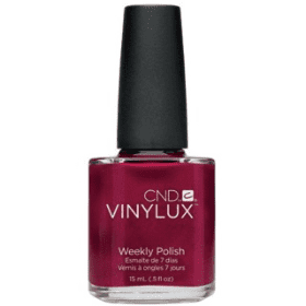 CND Vinylux - Red Baroness