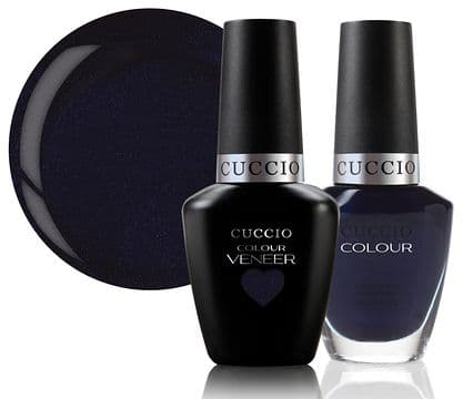Cuccio Veneer Matchmakers Duo 2 x 13ml - On the Nile Blue