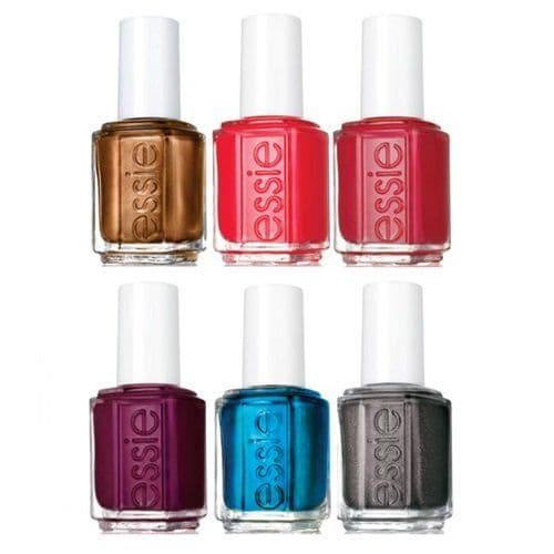 Essie Nail Polish - Fall Leggy Legend Collection 2015 - 6 x 13.5ml