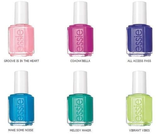 Essie Nail Polish NEONS Summer 2015 - Make some Noise Collection - Choose Yours