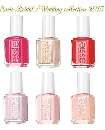 Essie Nail Polish - Wedding Collection 2015 - 6 x 13.5ml