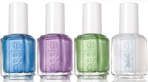 Essie Slick Oilpaint Artist kit - 4 X 12.5ML Full Size Bottles