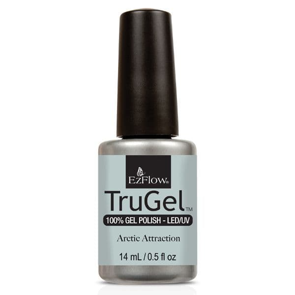 Ezflow Trugel Led/UV Gel Polish - Arctic Attraction - 0.5oz/14ml