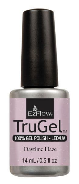 EzFlow Trugel Led/UV Gel Polish - Daytime Haze - 0.5oz/14ml