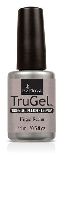 Ezflow Trugel Led/UV Gel Polish - Frigid Realm - 0.5oz/14ml