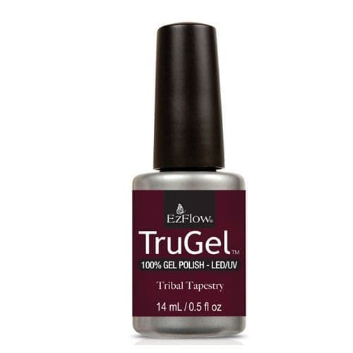 Ezflow Trugel Led/UV Gel Polish - Tribal Tapestry - 0.5oz/14ml