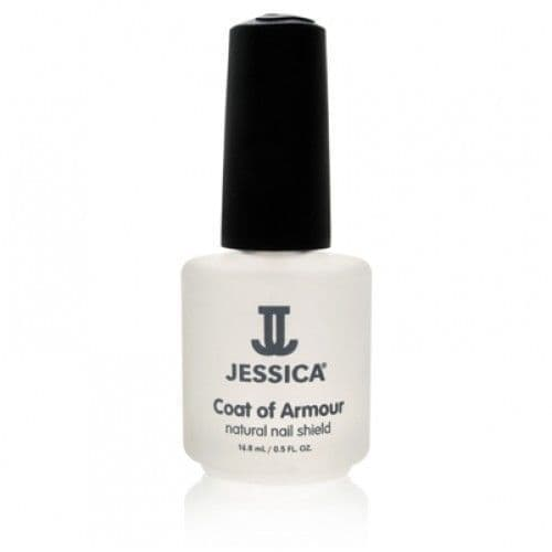 JESSICA Cosmetics - Coat of Armour - Natural Nail Shield - 14.8ml - New/Boxed