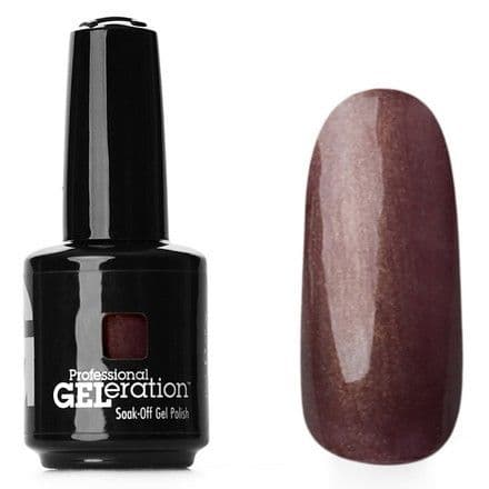Jessica GELeration UV Gel Nail Polish - Hot Fudge