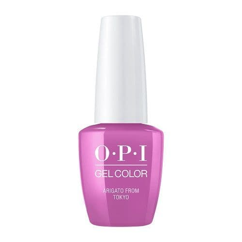 OPI Gelcolor Arigato from Tokyo