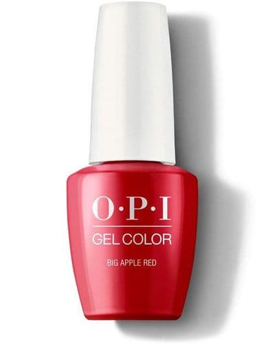 OPI Gelcolor Big Apple Red