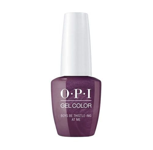 OPI Gelcolor Boys Be Thistle-ing at Me
