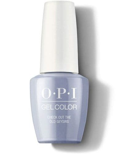 OPI Gelcolor Check out the Old Geysers