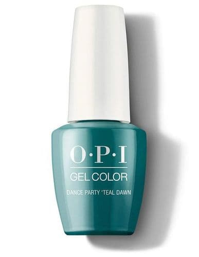 OPI Gelcolor Dance Party 'Teal Dawn