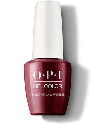 OPI Gelcolor I'm not really a Waitress