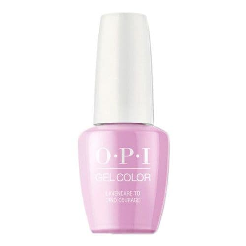 OPI Gelcolor Lavendare To Find Courage