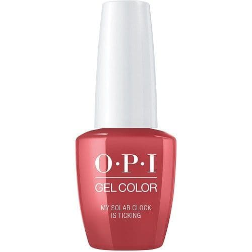OPI Gelcolor My Solar Clock Is Ticking