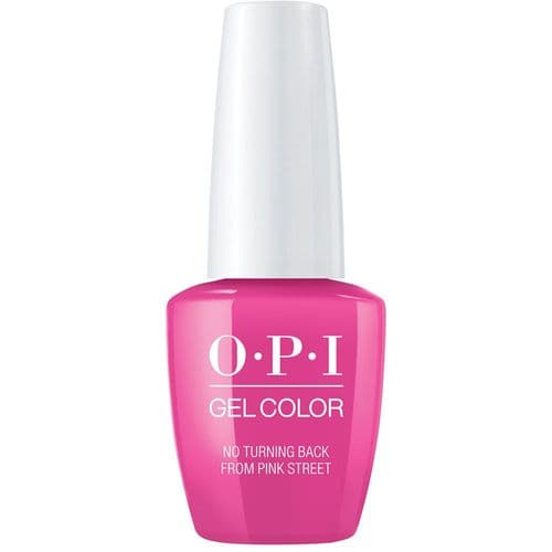 OPI Gelcolor No Turning Back From Pink Street