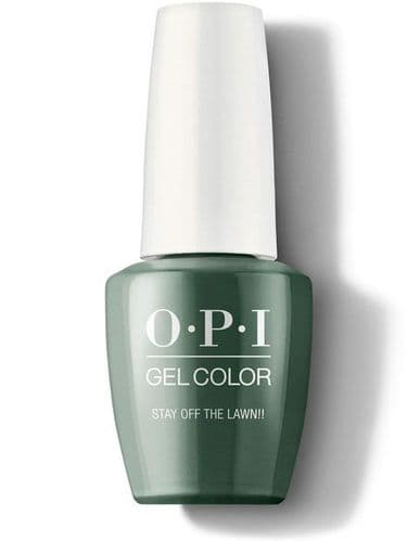 OPI Gelcolor Stay Off The Lawn!
