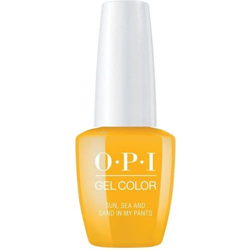 OPI Gelcolor Sun, Sea and Sand In My Pants
