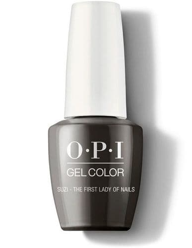 OPI Gelcolor Suzi The First Lady of Nails