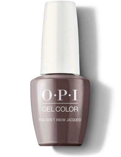 OPI Gelcolor You dont know Jacques