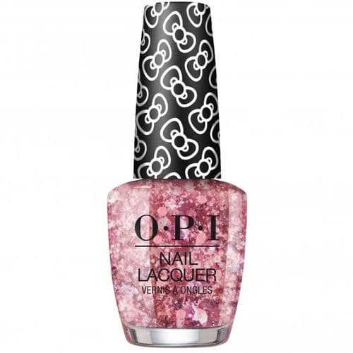 OPI Polish - Born To Sparkle 15ml - Hello Kitty Holiday 2019