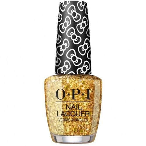 OPI Polish - Glitter All The Way 15ml - Hello Kitty Holiday 2019