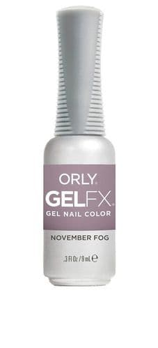 Orly Gel Fx - November Fog - 9ml