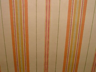 Exclusive Ashley Wilde MALVERN RUST Curtain /Upholstery /Soft Furnishing Fabric