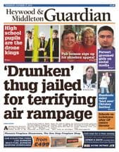 Heywood & Middleton Guardian Subscription