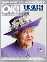 OK! - The Queen - A Year Like No Other