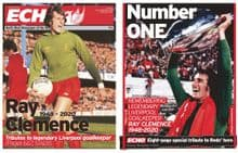 Ray Clemence:  Paying tribute to a true Reds' legend