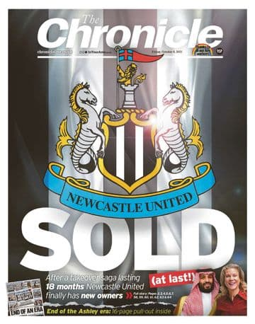 The Chronicle - SOLD