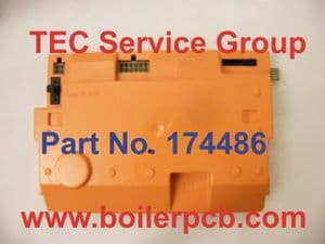 DIRECT SALE, IDEAL Isar, Icos, Evo, Esprit, Classic & Mexico HE Models 174486 Primary Control PCB